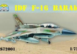 """IDF F-16 """"BARAK"""
